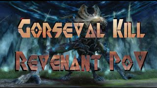 [KING] Spirit Vale Raid - Gorseval the Multifarious kill - Revenant PoV