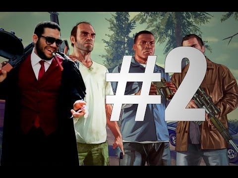 Grand Theft Auto V : Hesham afifi #2 - #2 قراند تفحيط بتعليق هشام عفيفي#العف