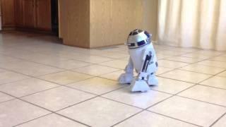 getlinkyoutube.com-R2d2 interactive robot