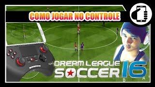 Como jogar Dream League Soccer 16 no controle - íPega (Necessita de Root)