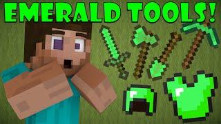 getlinkyoutube.com-Why Emerald Tools Don't Exist - Minecraft