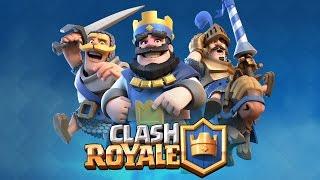 البداية مع كلاش رويال  Clash Royale | وفتح الصندوق السحري !