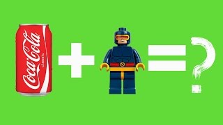 getlinkyoutube.com-DIY-КАК СДЕЛАТЬ ЛЕГО МИНИФИГУРКУ  ИЗ КОЛЫ? __LEGO People OF COLA