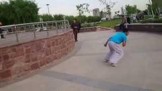 getlinkyoutube.com-پارکور در پارک آب و آتش تهران