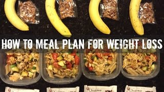 getlinkyoutube.com-How to Meal Plan for Weight Loss- Gauge Girl Training