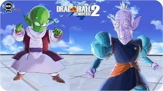 getlinkyoutube.com-Dende and Old Kai  - Dragon Ball Xenoverse 2 mod