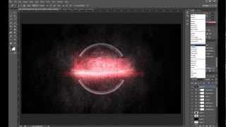 getlinkyoutube.com-Tutoriais & Dicas - Photoshop - Aplicando efeitos em logo 3D