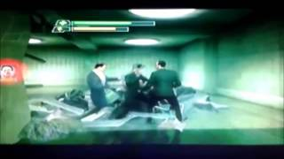 Let's Play The Matrix Path Of Neo Blind Part 33 Flying TV's
