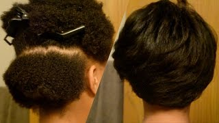 getlinkyoutube.com-SILK BLOWOUT ON MY TWA (4B/4C)