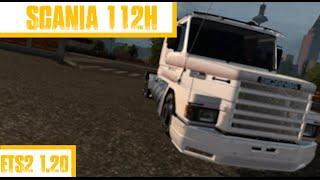 getlinkyoutube.com-Scania 112H + Ronco Diretão Ets2 1.20