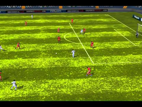 FIFA 13 iPhone/iPad - Real Madrid vs. Sevilla FC