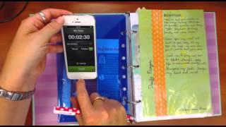 getlinkyoutube.com-My Prayer Journal, Prayer Binder Set Up and How I use it.