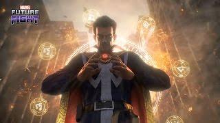 getlinkyoutube.com-Marvel Future Fight [Thanos vs Doctor Strange] (Full CG trailer)