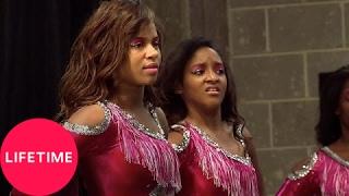 Bring It!: Stand Battle: Dancing Dolls vs. Divas of Olive Branch Medium Stand (S2, E2) | Lifetime