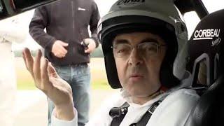 getlinkyoutube.com-Rowan Atkinson behind the scenes - Top Gear - BBC