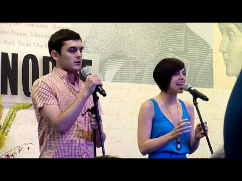 Krysta Rodriguez & Wesley Taylor - Crazier Than You from The Addams Family