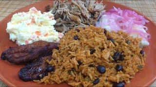 getlinkyoutube.com-Moro de Habichuelas Negras (Frijoles Negros) - Ohhlala Café ♥