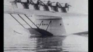 getlinkyoutube.com-Historische Aufnahmen der Dornier Do X