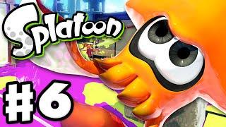 getlinkyoutube.com-Splatoon - Gameplay Walkthrough Part 6 - The Kraken! (Nintendo Wii U)