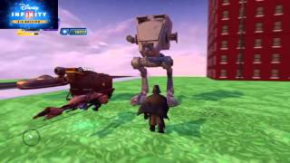 getlinkyoutube.com-Disney infinity 3.0 Best vehicles