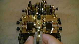 key  bug mini automatico