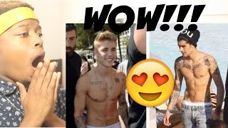 getlinkyoutube.com-Justin Bieber Vs  Zayn Malik VOICE BATTLE Reaction!!
