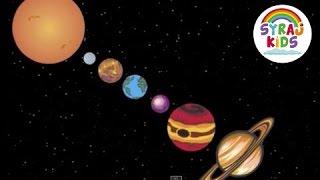 getlinkyoutube.com-The Solar System   Arabic & English   المجموعة الشمسية باللغة العربية و الانجليزية