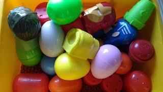 getlinkyoutube.com-Abrindo 27 ovos surpresas