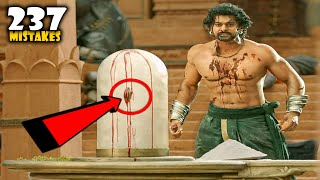 (237 Mistakes) in Baahubali 2 - Plenty Mistakes in Baahubali 2 - The Conclusion Full Hindi Movie. width=
