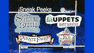 getlinkyoutube.com-Sneak Peeks Menu from Frozen (Fanmade)