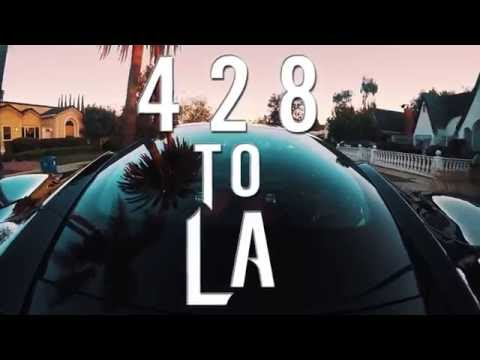 Cassper Nyovest Ft. Casey Veggies - 428 TO LA @CassperNyovest