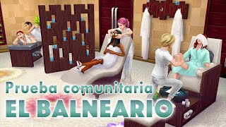 getlinkyoutube.com-Sims Freeplay || EL BALNEARIO DE CIUDAD SIM (prueba comunitaria)