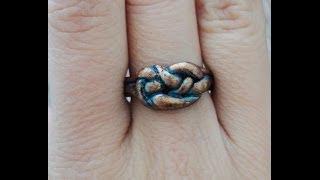 getlinkyoutube.com-Tutorial:Polymer Clay Ring 2