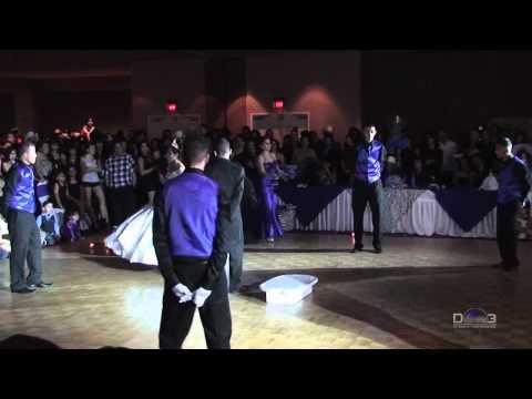 Kimberly Ibarra 15 años su vals y baile sorpresa quinceaneras