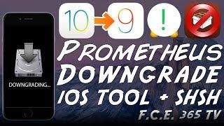 getlinkyoutube.com-iOS 10.2 - Downgrade To iOS 10.1.1 With Prometheus + SHSH2