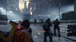 getlinkyoutube.com-The Division Gameplay 27 Minutes of Gameplay Walkthrough