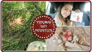getlinkyoutube.com-Christmas Shopping & Wrapping Presents | VLOGMAS