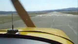 getlinkyoutube.com-Aeronca Champ Touch 'n Go Landings