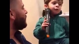 getlinkyoutube.com-وطن جنيد ابن الفنان حسام جنيد يغني سكة حلب