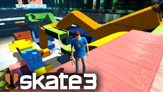 SKATE 3: MEGA Parque! (Skate Share Pack) - #37
