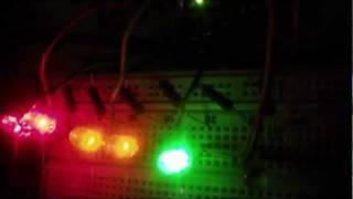 getlinkyoutube.com-como hacer un Vumetro con arduino HD
