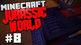 "getlinkyoutube.com-Jurassic World | Minecraft Rexxit Modpack #8 ""Crusher, Titanis, Industrial Squeezer & Fermenter"""