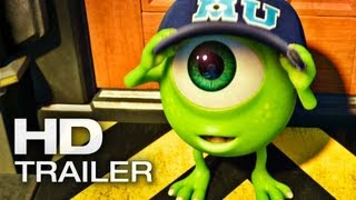 getlinkyoutube.com-DIE MONSTER UNI Final Trailer 5 Deutsch German | 2013 Die Monster AG 2 [HD]