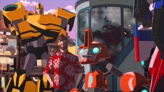 getlinkyoutube.com-Transformers Robots in Disguise All Appearances of Chop Shop