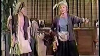 Carol Burnett exercise video