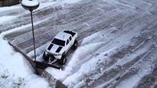getlinkyoutube.com-RC snow plow
