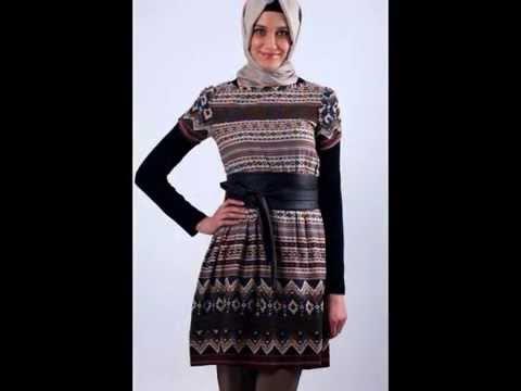 ملابس محجبات كاجوال 2014