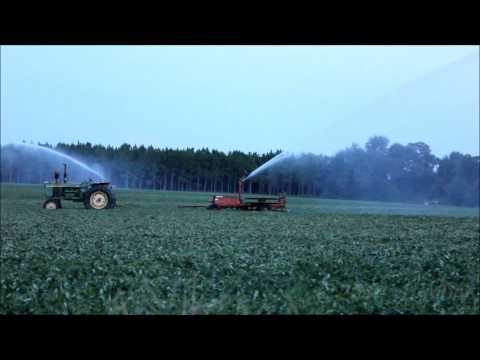 Heinzman Water Winch 5000 traveler irrigation units