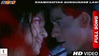 Khamoshiyan Gungunane Lagi Full Song | One 2 Ka 4 | Shah Rukh Khan, Juhi Chawla width=