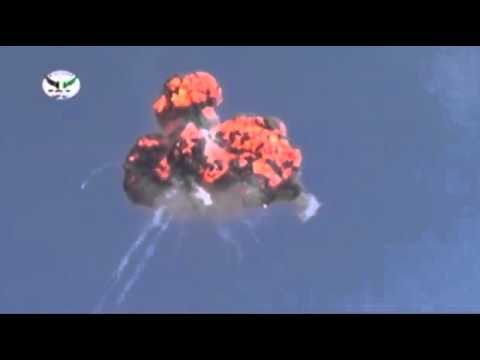 Syrian rebels shoot down helicopter -v3bdOoZn8x4